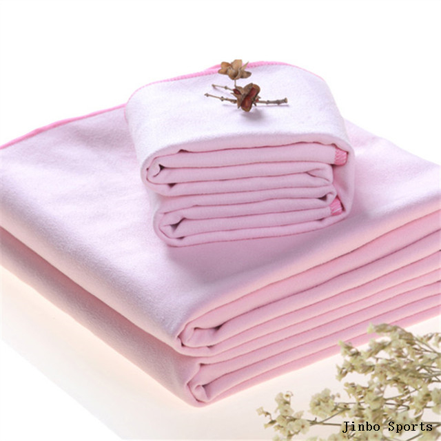 Antiwear Highly Absorbent Microfiber Towel Custom Size